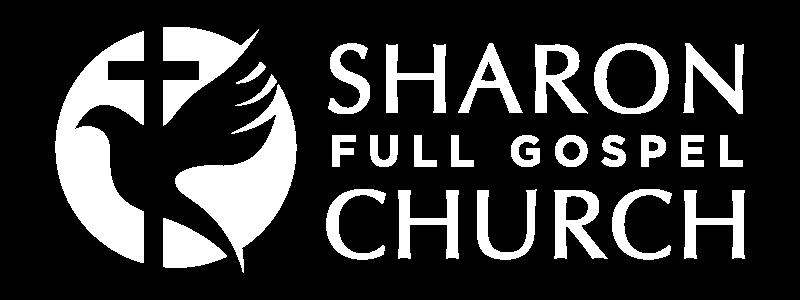 Sharon Church White Logo